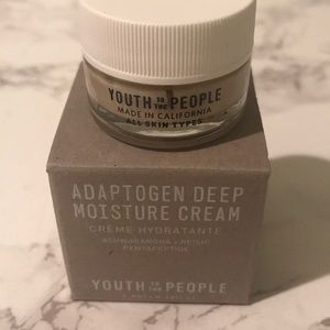 Other - Youth to the people adaptogen deep moisture cream